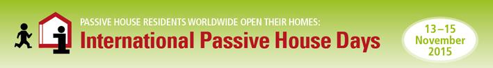 International Passive House Days